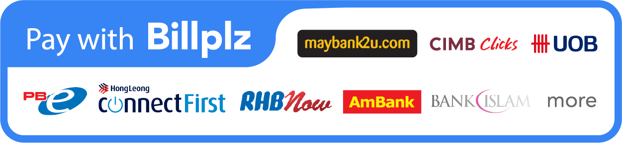 Online Bank Payment (BillPlz)