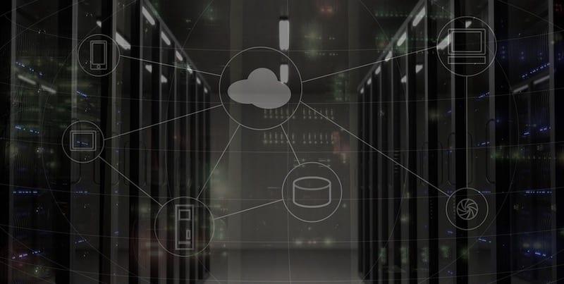pengurusan server atau hosting untuk laman sesawang